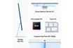 """Apple iMac 24"""" 1 To SSD 8 Go RAM Puce M1 CPU 8 cœurs GPU 8 cœurs Argent Nouveau photo 6"""