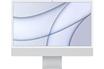 """Apple iMac 24"""" 512 Go SSD 8 Go RAM Puce M1 CPU 8 cœurs GPU 8 cœurs Argent Nouveau photo 1"""