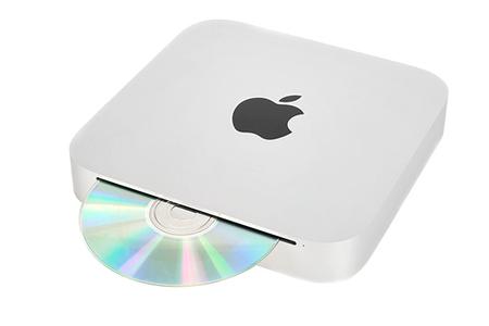 mac mini apple mac mini mc270 f a macminimc270 f a darty. Black Bedroom Furniture Sets. Home Design Ideas