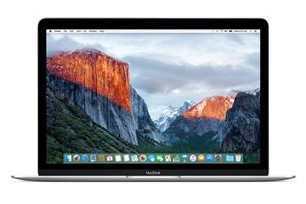 """MacBook MACBOOK 12"""" ARGENT 256 GO MF855F/A Apple"""