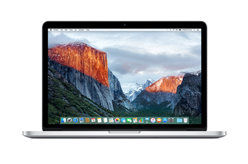 "MacBook Apple MACBOOK PRO 13,3"" RETINA MF841F/A"