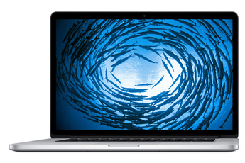 "MacBook MAC BOOK PRO 15.4"" MGXA2F/A Apple"