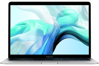 MacBook Apple MacBook Air 13.3 LED 128 Go SSD 8 Go RAM Intel Core i5 bicour à 1.8 Ghz Argent MREA2FN/A Nouveau