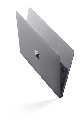 "MacBook Apple MACBOOK 12"" GRIS SIDERAL 256 GO MLH72FN/A"