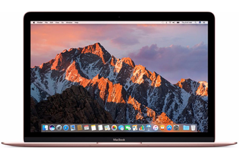 MacBook MACBOOK 256GO OR ROSE Apple