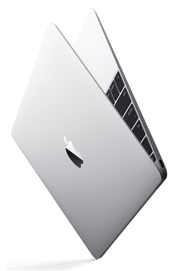 """MacBook Apple MACBOOK 12"""" 512 GO ARGENT MLHC2FN/A"""