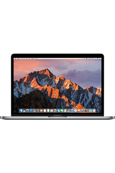 """MacBook MACBOOK PRO TOUCH BAR 15,4"""" 512GO GRIS SIDERAL Apple"""