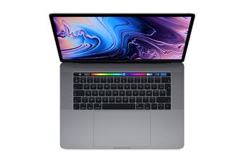 MacBook Apple New MacBook Pro 13 pouces avec Touch Bar: Processeur Intel Core i7 quadricour de 8e génération à 2,7 GHz, 512 Go, 16Go - Gris sidéral Sur-Mesure