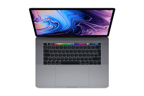 MacBook Apple New MacBook Pro 15 pouces avec Touch Bar  Processeur Intel  Core i9 hexacour 4d152cad8742