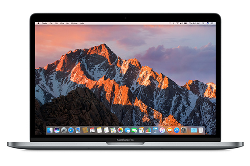 """MacBook Apple MACBOOK PRO TOUCH BAR 13"""" 512GO I5 GRIS SIDERAL"""