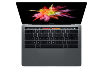 "MacBook MACBOOK PRO TOUCH BAR 13"" 512GO I5 GRIS SIDERAL Apple"