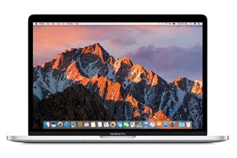 "MacBook MACBOOK PRO TOUCH BAR 15"" 256GO I7 ARGENT Apple"