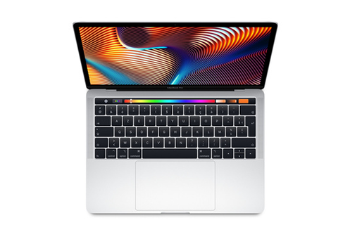 Apple MACBOOK PRO TOUCH BAR 256 GO ARGENT (MR9U2FN/A)