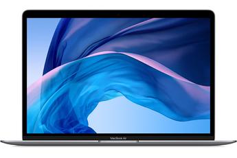 """Écran Retina LED 13,3"""" True Tone Processeur Intel Core i5 10ème génération à 1,1 GHz (Boost jusqu'à 3,5 GHz) RAM 16 Go DDR4 - 512 Go SSD Trackpad Force Touch et Touch ID"""