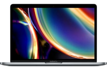 "MacBook Apple MacBook Pro 13"" Touch Bar 512 Go SSD 8 Go RAM Intel Core i5 quadricour à 1.4 GHz"