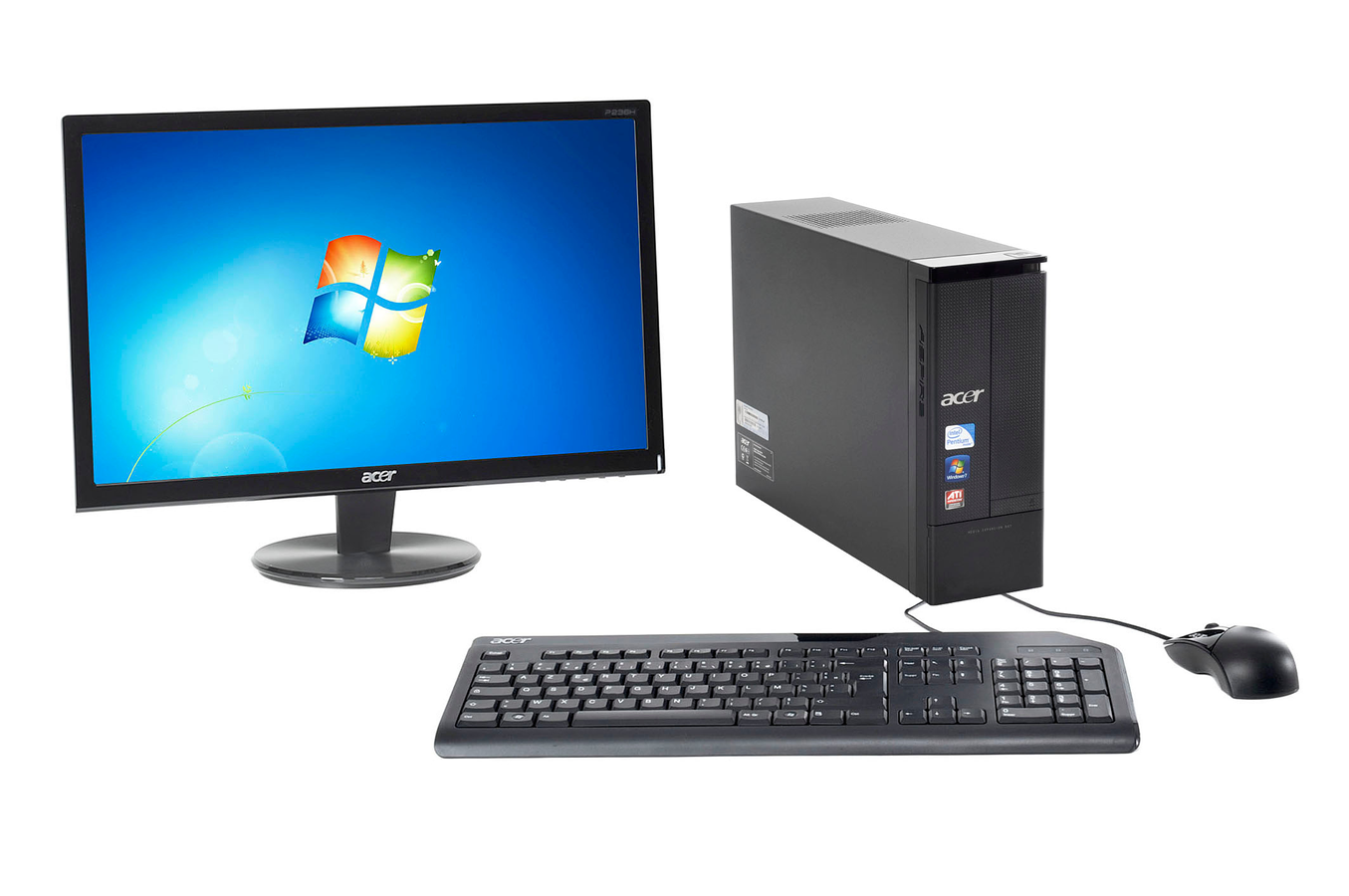 Pc de bureau acer aspire x3910 048 23 aspirex3910 048ob23 3338193 darty - Ordinateur de bureau darty ...