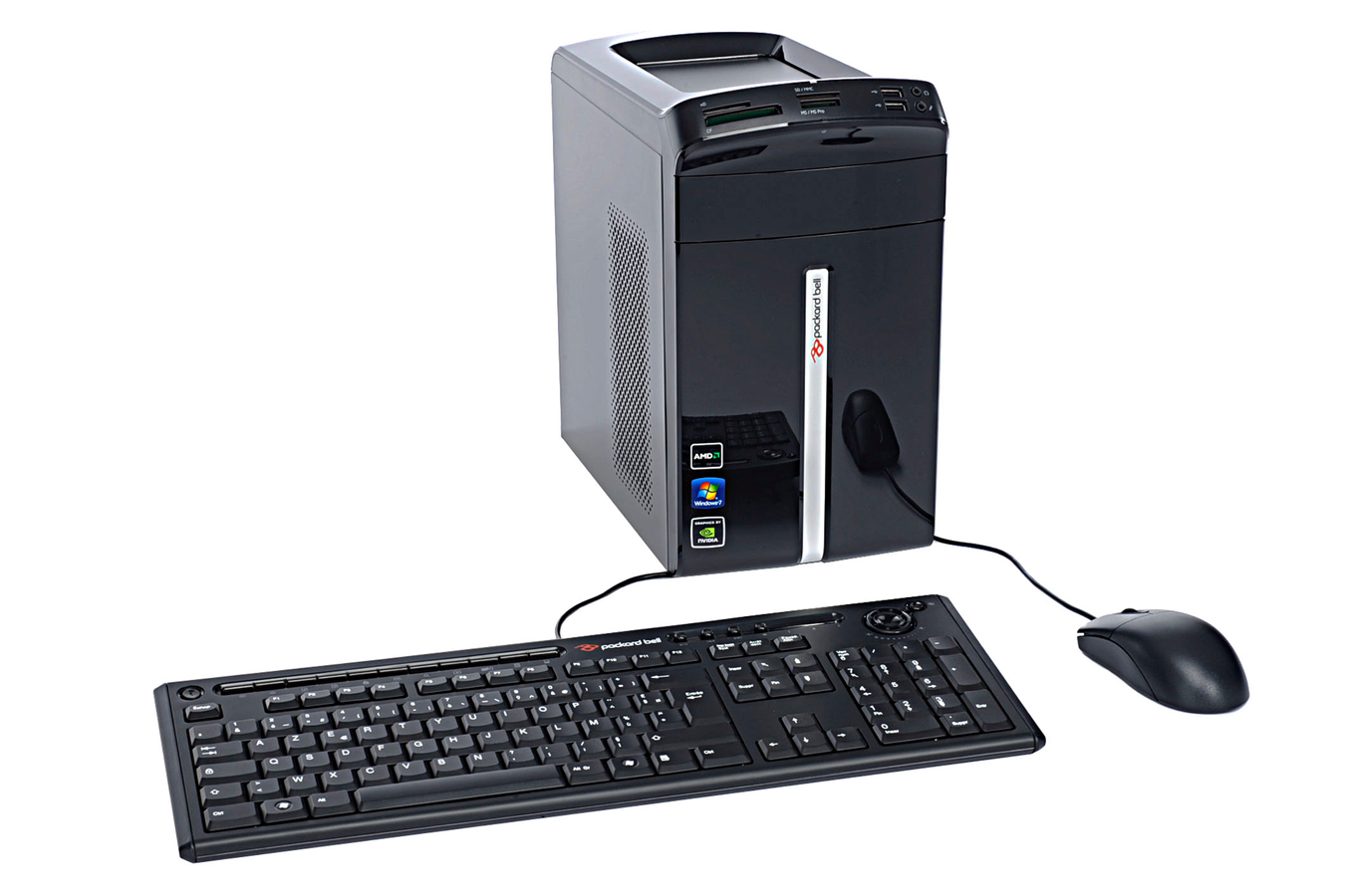 Pc de bureau packard bell imedia a6001 fr imediaa6001fr 3302067 darty - Darty informatique pc bureau ...