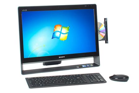 PC de bureau Sony VAIO VPCJ12M1EB 3351556 Darty