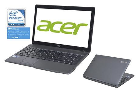 controleur ethernet acer 5733
