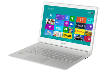 PC portable ASPIRE S7-392-54218G12tws Acer