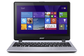 PC portable ASPIRE V3-112P-C8AD SILVER Acer