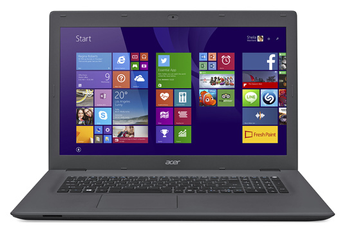 PC portable ASPIRE E5-772-528A Acer
