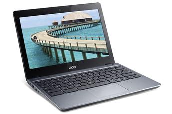 PC portable Chromebook C720P-29552G03aii Acer