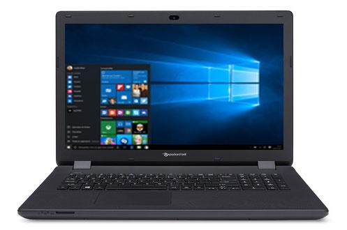 PC portable Packard Bell EASYNOTE G81BA-C3A7