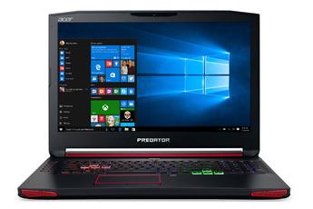PC portable PREDATOR G9-593-75L3 Acer