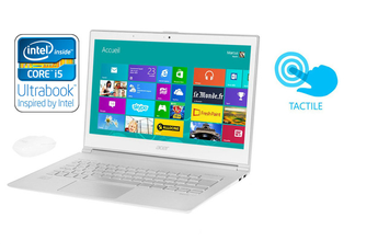 PC portable Ultrabook™ Aspire S7-391-53334G25AWS Acer