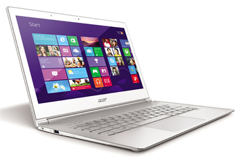 PC portable Ultrabook™ ASPIRE S7-392-54208G12TWS Acer
