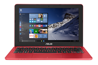 PC portable E202SA-FD0011T ROUGE Asus