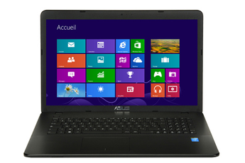 PC portable F751LAV-TY407H Asus