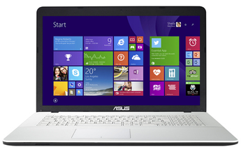 PC portable F751LJ-TY064H Asus