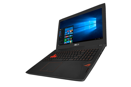 pc portable asus rog g502vt fy075t darty. Black Bedroom Furniture Sets. Home Design Ideas