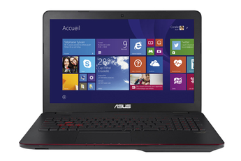 PC portable G551JW-DM245H Asus