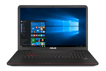 PC portable G741JW-T7153T ROG Asus