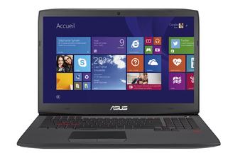 PC portable G751JY-T7188H Asus
