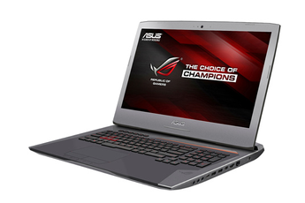 PC portable G752VM-GC006T Asus