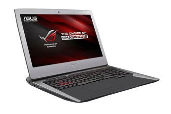 PC portable G752VY-GC119T Asus