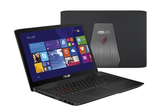 PC portable GL552JX-DM165H Asus