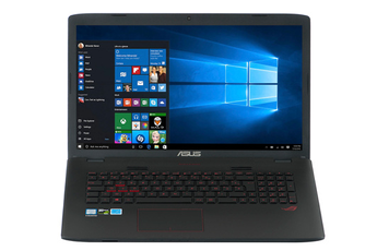 PC portable ROG GL752VW-T4005T Asus