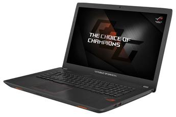 PC portable GL753VD-GC041T Asus