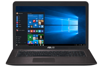 PC portable K756UJ-TY016T Asus
