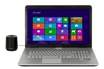 PC portable N751JX-T4086H Asus