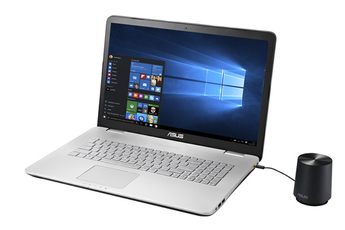 PC portable N751JX-T4180T Asus