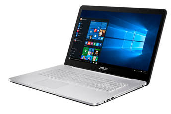 PC portable N752VX-GB122T Asus