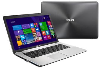 PC portable R752LJ-TY142H Asus