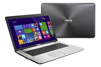 PC portable R752LX-TY086H Asus