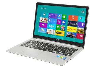 PC portable S551LN-CJ367H Asus